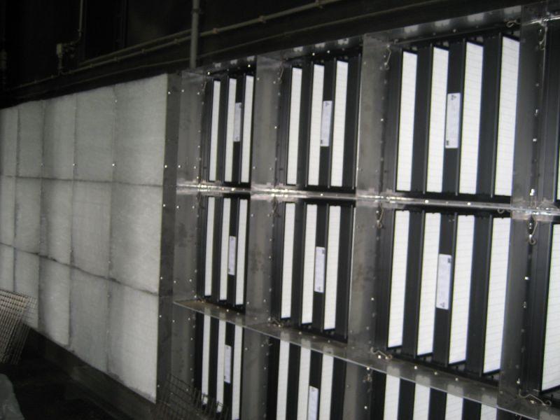 Vervangen frame inlaathuis